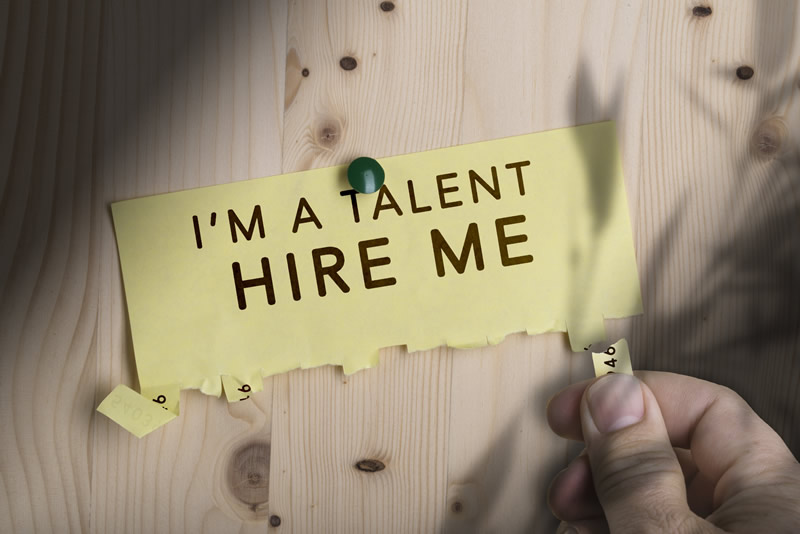 Why should someone hire you?