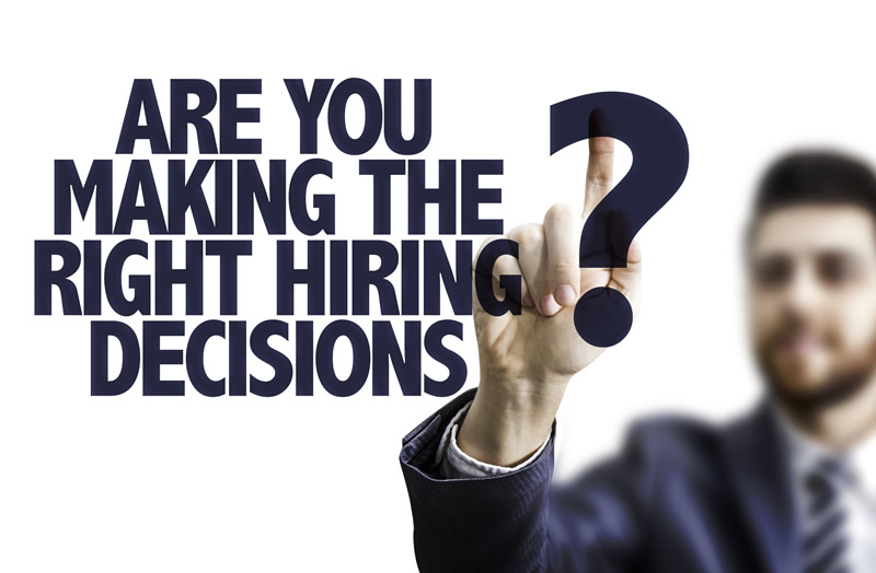 Are you hiring who you Need or who you Want?
