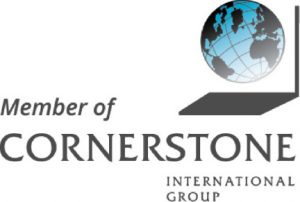 MEMBER OF CORNERSTONE INTERNATIONAL GROUP